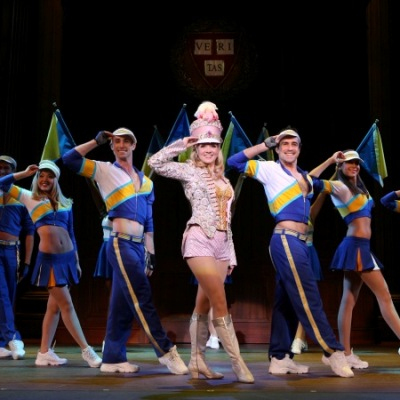 KC Goes 'Blonde!' Legally Blonde Kicks Off 2009 Starlight Broadway Season 6/30