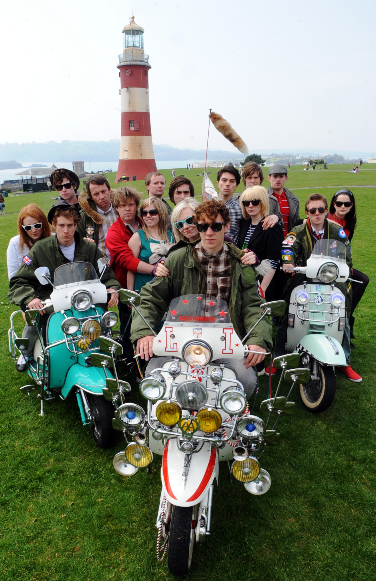 London Calling with Champagne Charlie: QUADROPHENIA's Tom Critchley