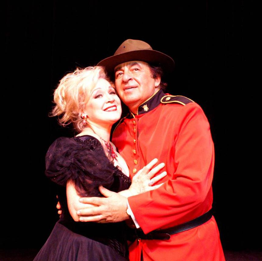 Neill and Lambrinos Sing 'A SCANDALOUS AFFAIR' at Merkin Hall 4/19