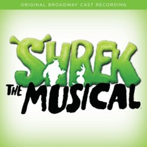 SHREK THE MUSICAL CD Debuts at #1 on Billboard's 'Top Cast Album' Chart