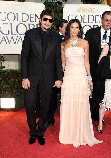 ashton kutcher and demi moore. Demi Moore and Ashton Kutcher