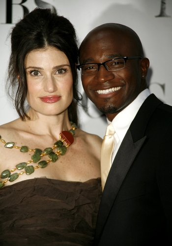 Idina Menzel and Taye Diggs Welcome New Son