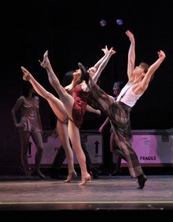 Broadway Dance Comes to bergenPAC with New Jersey Ballet Tonight