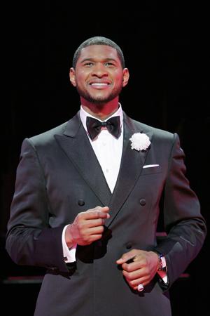 Usher, Wonder and More Officially Set For Michael Jackson Staples Center Tribute