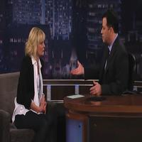 STAGE TUBE: Martha Plimpton Visits JIMMY KIMMEL
