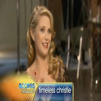 STAGE TUBE: Christie Brinkley at CHICAGO Photo Shoot