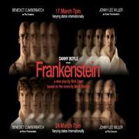 STAGE TUBE: Benedict Cumberbatch, Jonny Lee Miller in Danny Boyle's FRANKENSTEIN