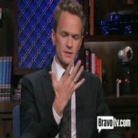 STAGE TUBE: Neil Patrick Harris Talks Wedding Plans on WATCH WHAT HAPPENS