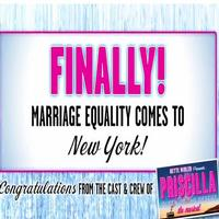 STAGE TUBE: PRISCILLA QUEEN OF THE DESERT Celebrates Marriage Equality!
