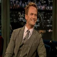 STAGE TUBE: Neil Patrick Harris Visits Jimmy Fallon!