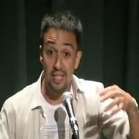 STAGE TUBE: Lin-Manuel Miranda Chats at Broadway Teachers Workshop