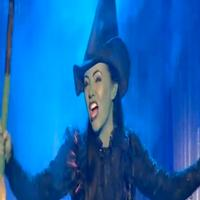 STAGE TUBE: Rachel Tucker's WICKED Showstopper on 'Dancing on Ice'!