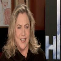 STAGE TUBE: Kathleen Turner Talks HIGH