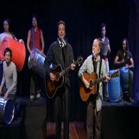 STAGE TUBE: STOMP Performs 'Cecelia' with Jimmy Fallon & Paul Simon