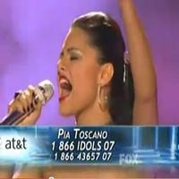 STAGE TUBE: The Performance That Ousted Pia Toscano from IDOL!