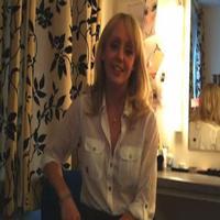 STAGE TUBE: LOVE NEVER DIES' Haley Flaherty on Meg