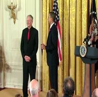 STAGE TUBE: President Obama Awards Brustein, Streep, et al. Medal of Arts