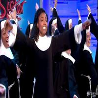 STAGE TUBE: SISTER ACT Sings 'Take Me to Heaven' on GMA