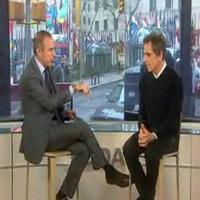 STAGE TUBE: BLUE LEAVES'  Ben Stiller Visits TODAY SHOW