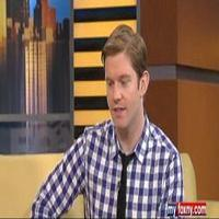 STAGE TUBE: MORMON's Rory O'Malley Visits GOOD DAY NY