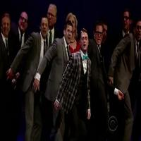 STAGE TUBE: HOW TO SUCCEED Performs on LETTERMAN!