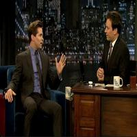 STAGE TUBE: MORMON's Andrew Rannells Hits High Notes with JIMMY FALLON!