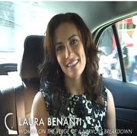 STAGE TUBE: Laura Benanti, Beth Leavel at the Tony Nominees Luncheon!