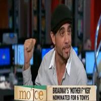 STAGE TUBE: Bobby Cannavale on His MOTHERF**KER Injury