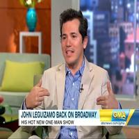 STAGE TUBE: John Leguizamo Visits GMA