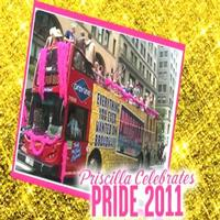 STAGE TUBE: PRISCILLA QUEEN OF THE DESERT Cast Celebrates Pride at NYC Parade!