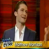 STAGE TUBE: Matthew Morrison Talks Gwyneth, Break-Dancing, and More!