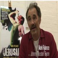 STAGE TUBE: Backstage at Broadway's JERUSALEM!