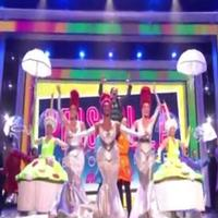 STAGE TUBE: Will Swenson and PRISCILLA Cast Perform on AMERICA'S GOT TALENT