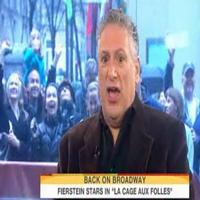 STAGE TUBE: Harvey Fierstein Visits THE TODAY SHOW