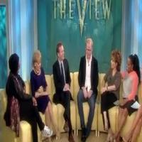 STAGE TUBE: Sutherland, Gaffigan Visit THE VIEW
