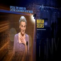 BWW TV: 2010 Tonys Lifetime Achievement - Marian Seldes