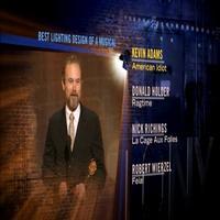 BWW TV: 2010 Tonys Creative Arts Awards - Kevin Adams