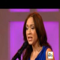 STAGE TUBE: Diana DeGarmo Performs on CBS's The Early Show!