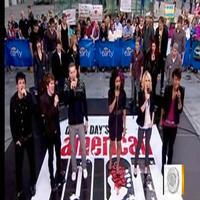 STAGE TUBE: AMERICAN IDIOT Performs '21 Guns' on CBS' 'The Early Show'