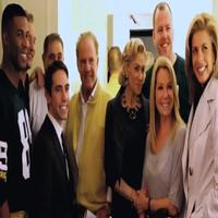 STAGE TUBE: Giffords Visit LOMBARDI