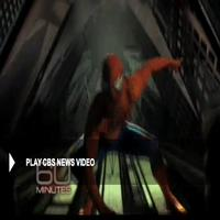STAGE TUBE: 60 Minutes Preview: SPIDER-MAN