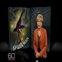 STAGE TUBE: Watch SPIDER-MAN on 60 Minutes!