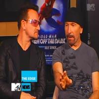 STAGE TUBE: Bono & The Edge Reveal Ties to Spider-Man and The Green Goblin