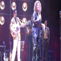 STAGE TUBE: Darlene Love Visits MILLION DOLLAR QUARTET