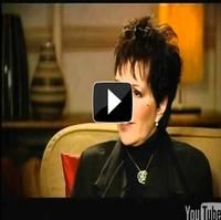 STAGE TUBE: Liza Minnelli on PRIVATE SCREENINGS