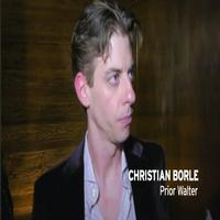 STAGE TUBE: Christian Borle Talks ANGELS!