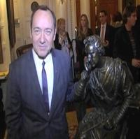 BWW TV: Kevin Spacey Receives EDWIN BOOTH LIFETIME ACHIEVEMENT AWARD