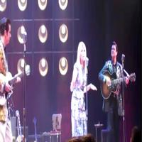 STAGE TUBE: Kathie Lee Gifford Takes the Stage with MDQ
