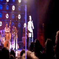 STAGE TUBE: Lee Rocker Performs with MILLION DOLLAR QUARTET