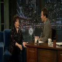 STAGE TUBE: Liza Minnelli Talks, Sings & More on Late Night Jimmy Fallon